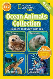 Nat Geo Readers Ocean Animals Collection Lvls 1 & 2 av National Geographic Kids (Innbundet)