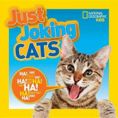 National Geographic Kids Just Joking Cats av NATIONAL GEOGRAPHIC KIDS (Innbundet)