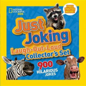 Just Joking Laugh-Out-Loud Collector's Set (Boxed Set) av National Geographic Kids (Heftet)