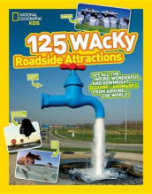 125 Wacky Roadside Attractions av NATIONAL GEOGRAPHIC KIDS (Innbundet)