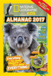 National Geographic Kids Almanac 2017 av NATIONAL GEOGRAPHIC KIDS (Innbundet)