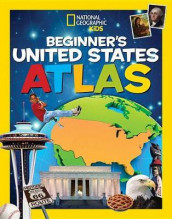 Nat Geo Kids Beginner's United States Atlas av NATIONAL GEOGRAPHIC KIDS (Innbundet)