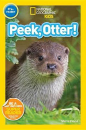 Nat Geo Readers Peek, Otter Pre-Reader av NATIONAL GEOGRAPHIC KIDS (Innbundet)