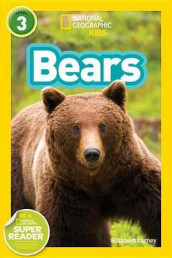 Nat Geo Readers Bears Lvl 3 av NATIONAL GEOGRAPHIC KIDS (Heftet)