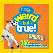 Weird But True Sports av NATIONAL GEOGRAPHIC KIDS (Innbundet)