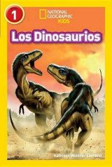 Omslag - National Geographic Readers: Los Dinosaurios (Dinosaurs)