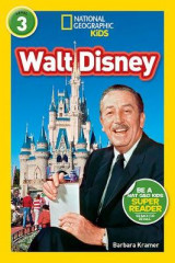 Omslag - National Geographic Kids Readers: Walt Disney