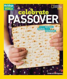 Holidays Around the World: Celebrate Passover av Deborah Heiligman (Innbundet)