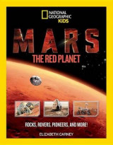 Omslag - Mars: The Red Planet
