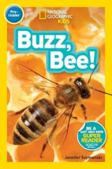Omslag - Buzz, Bee!