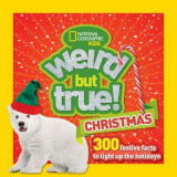 Omslag - Weird But True! Christmas