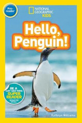 Omslag - National Geographic Kids Readers: Hello, Penguin!