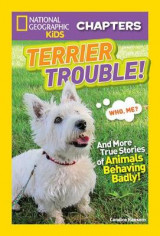 Omslag - National Geographic Kids Chapters: Terrier Trouble!