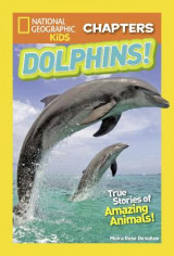 Omslag - National Geographic Kids Chapters: My Best Friend is a Dolphin!