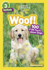 Omslag - National Geographic Kids Readers: Woof!