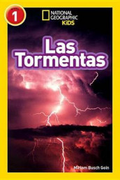 National Geographic Readers: Las Tormentas (Storms) av NATIONAL GEOGRAPHIC KIDS (Innbundet)