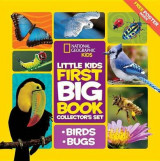 Omslag - Little Kids First Big Book Collector's Set Birds And Bugs