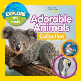 Omslag - Explore My World Adorable Animal Collection 3-in-1