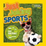Omslag - Just Joking Sports