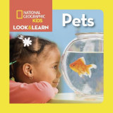 Omslag - Look & Learn: Pets
