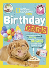 Omslag - National Geographic Kids Birthday Cards