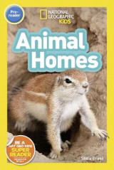 Omslag - National Geographic Kids Readers: Animal Homes