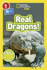 Omslag - National Geographic Kids Readers: Real Dragons