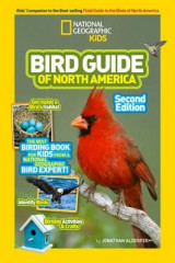 Omslag - National Geographic Kids Bird Guide of North America, Second Edition