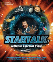 StarTalk (Young Adult Abridged Edition) av National Geographic Kids og Neil DeGrasse Tyson (Heftet)