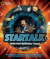 Startalk Young Readers Edition av Neil Degrasse Tyson (Innbundet)