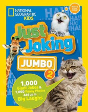 Just Joking: Jumbo 2 av National Geographic Kids (Innbundet)