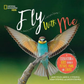 Fly with Me av National Geographic Kids (Innbundet)