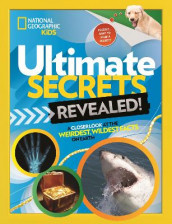 Ultimate Secrets Revealed av National Geographic Kids (Innbundet)