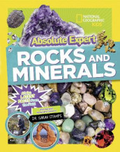 Absolute Expert: Rocks & Minerals av National Geographic Kids (Innbundet)