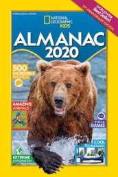National Geographic Kids Almanac 2020, International Edition av National Geographic Kids (Heftet)
