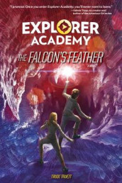 The Falcon's Feather av National Geographic Kids (Innbundet)