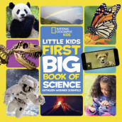 Little Kids First Big Book of Science av National Geographic Kids (Innbundet)