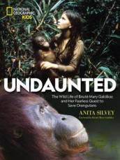 Undaunted av National Geographic Kids (Innbundet)