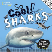 So Cool! Sharks av National Geographic Kids (Innbundet)