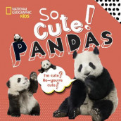 So Cool! Pandas av National Geographic Kids (Innbundet)