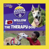 Willow the Therapy Dog av National Geographic Kids (Innbundet)
