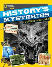 History's Mysteries: Legends and Lore av Anna Claybourne (Innbundet)