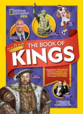 The Book of Kings av Stephanie Warren Drimmer og Caleb Magyar (Innbundet)