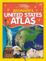 Omslag - Beginner's U.S. Atlas 2020