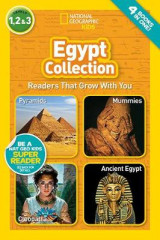 Omslag - National Geographic Readers: Egypt Collection