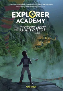 Explorer Academy: The Tiger's Nest (Book 5) av National Geographic Kids og Trudi Trueit (Innbundet)