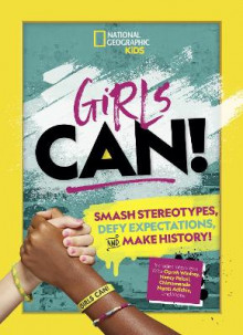 Girls Can! av National Geographic Kids (Innbundet)