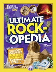 Ultimate Rockopedia av National Geographic Kids (Innbundet)