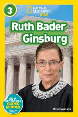 Omslag - National Geographic Readers: Ruth Bader Ginsburg (L3)