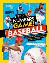 Omslag - It's A Number's Game! Baseball